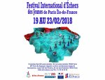 LIGUE DE L'ILE DE FRANCE DES ECHECS Paris 20