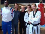 TAE KWON DO PARIS 13EME CLUB DOJANG Paris 13