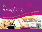 LADY FORM FITNESS 60230